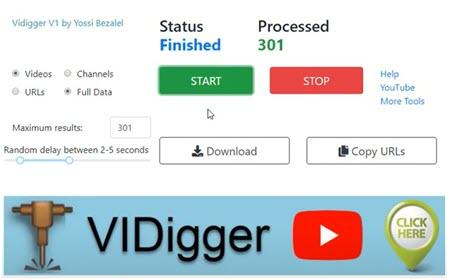 vidigger